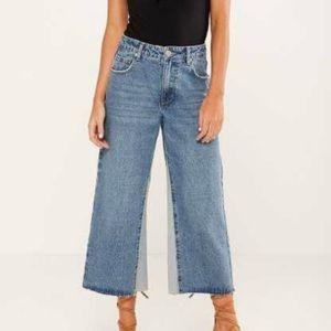 Cotton On Wide Leg Crop Pants